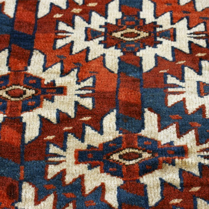 James Burnside Afghan Kazak Rugs