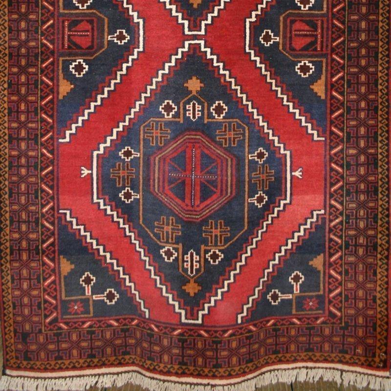 James Burnside Persian Belouch Rug