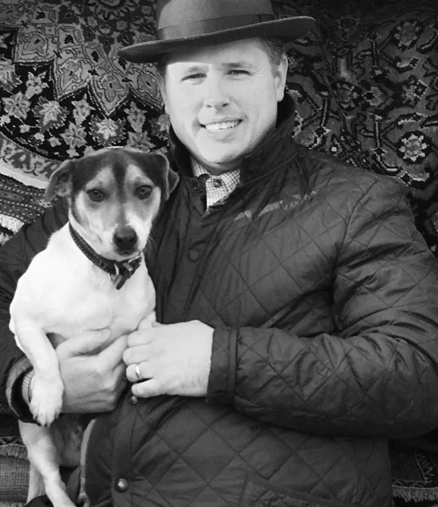 James Burnside - Owner of The Persian Rug Shop