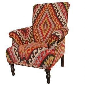 Kilim Furniture Chair