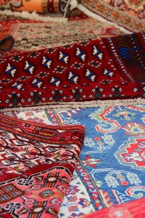 Persian Rug Shop Exhibition