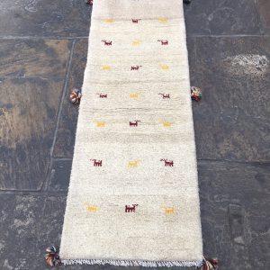 Persian Gabbeh Handmade Rug