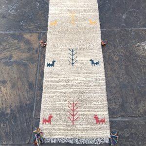 Persian Gabbeh Handmade Rug 33