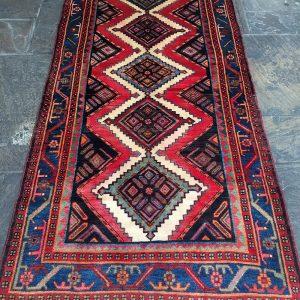 Persian Hamadan Handmade Rug